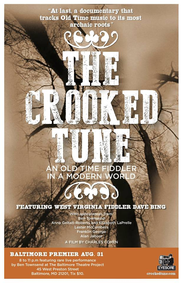 August 31 The Crooked Tune An Old Time Fiddler In A Modern World